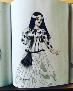 Kat Kalaw Wedding Dress