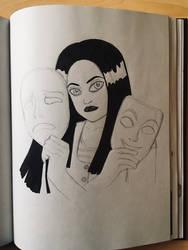 Kat Empath Sketch