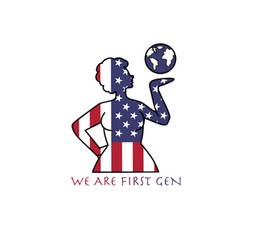 We Are First Gen Logo