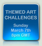 Themed Art Challenges Sunday by DMchat