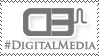DigitalMedia Stamp by DMchat