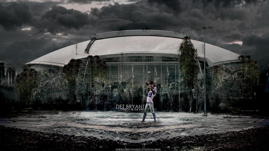 Dez|Cowboys Apocalypse by LatinMind