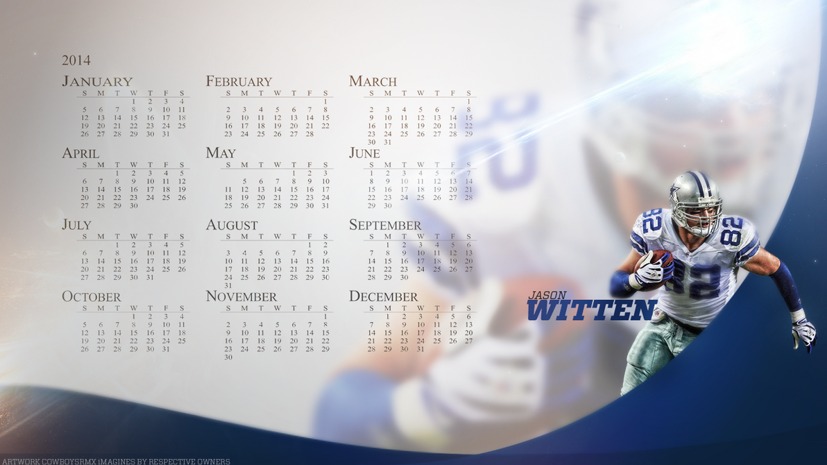 WittenCalendar by LatinMind