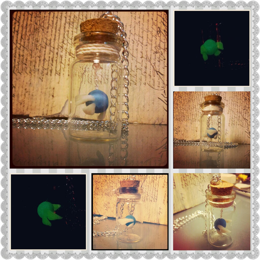 Navi in a Bottle by Faye-Fox