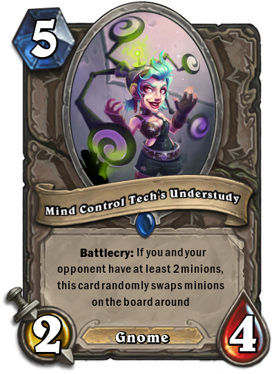 Mind Control Tech's Understudy by Faye-Fox
