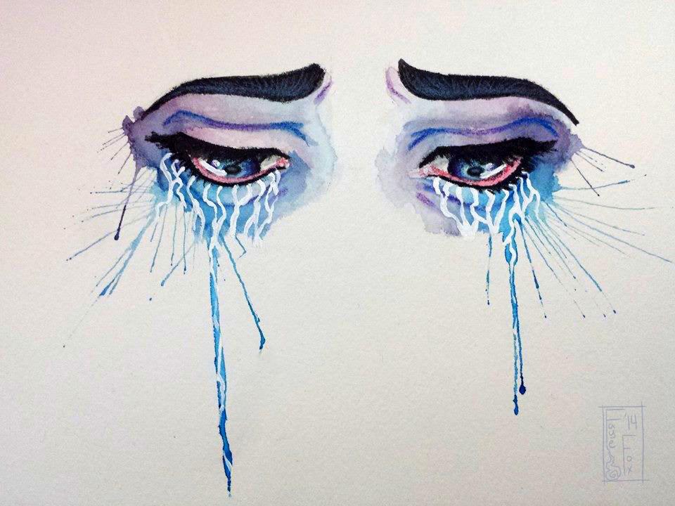 Sorrow by Faye-Fox