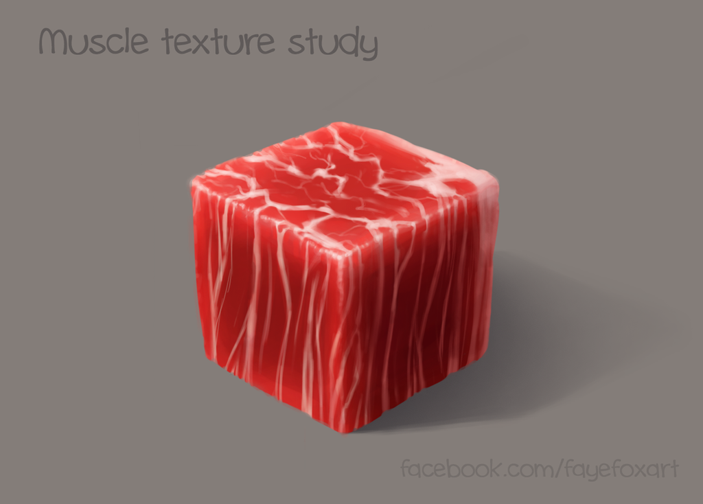 Meat study by Faye-Fox