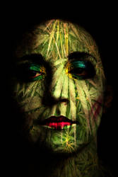 face Green by reesy1080