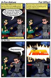 Fist Effect by MFM-comics