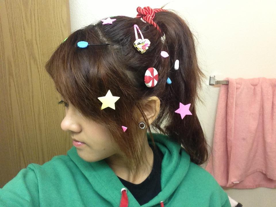 Vanellope Hair By Xochrisleena On Deviantart