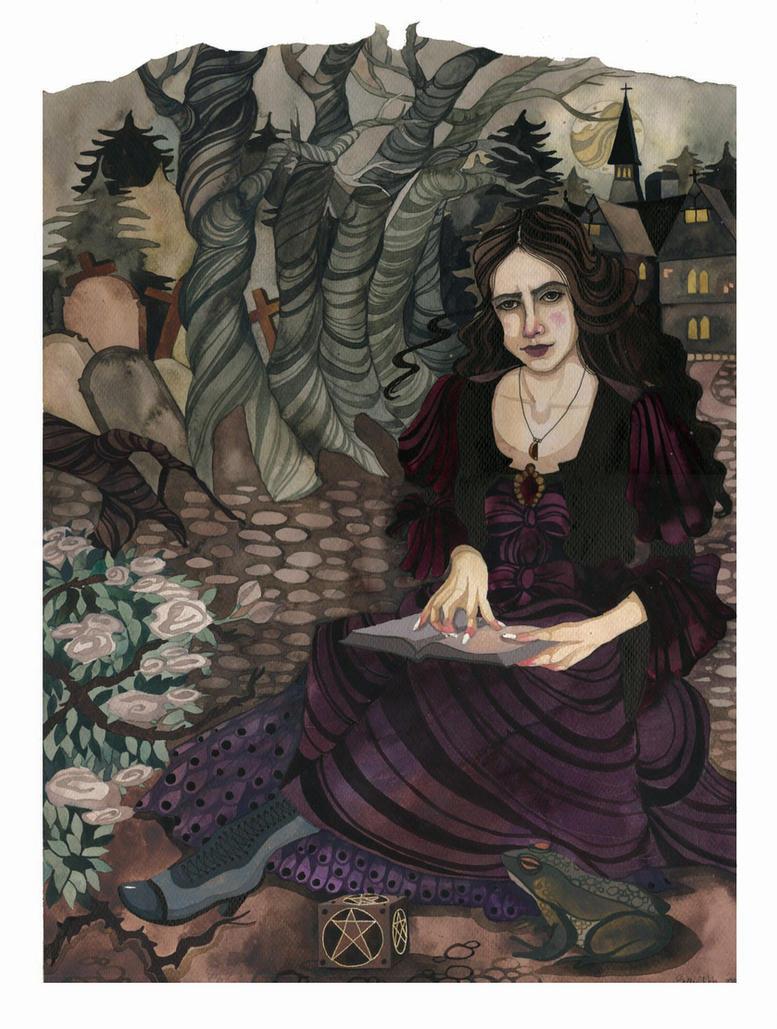 Mary Sibley by Tiedala