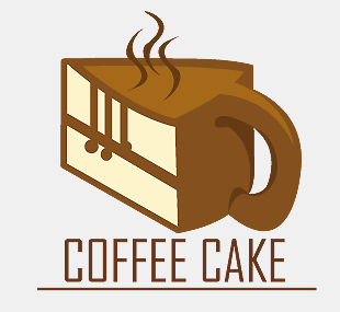 Clip Art Cake And Coffee : Coffee Cake Logo 2 by dbkit on DeviantArt