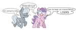 Two Hellions by dbkit