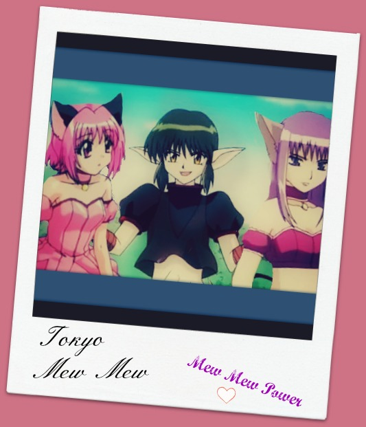 Tokyo mew mew , kishu and the girls by 13robyn13