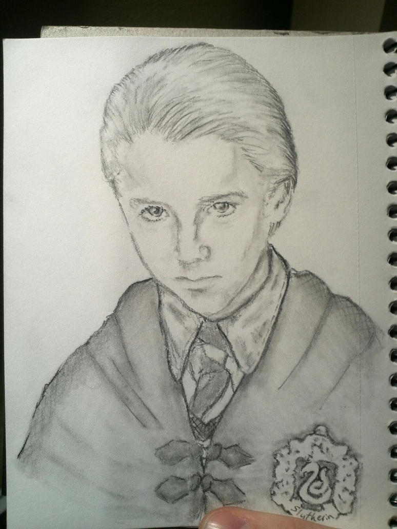 Pictures Of Draco Malfoy Drawing Kidskunst Info