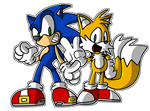 Sonic and Tails R #1