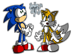 Sonic and Tails R #2