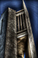 Exp. HDR 3: The Carillion. by dakotapearl