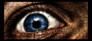 Exp. HDR 4: Eye. by dakotapearl