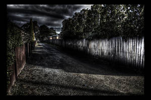 Queanbeyan Back Streets by dakotapearl
