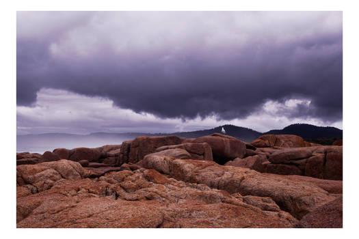 Two Tassie Rocks