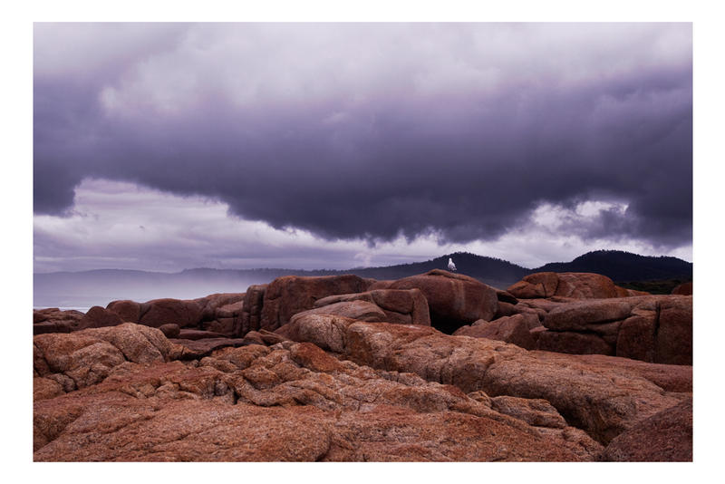Two Tassie Rocks by dakotapearl