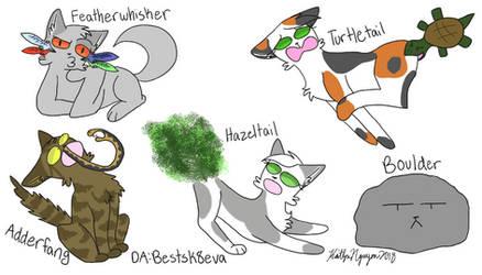 Warriors Cats Names Taken Literally 7