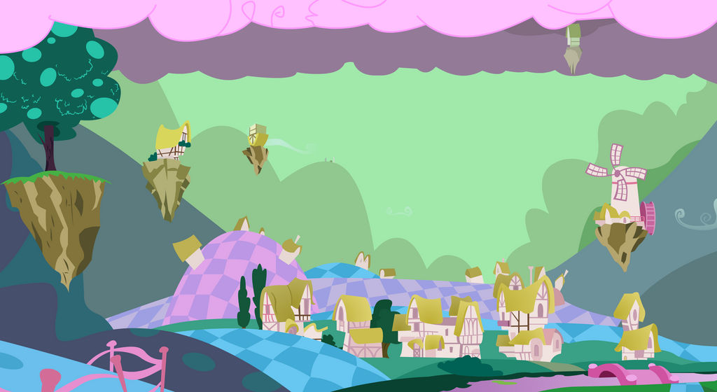 Ponyville, Chaos Capitol of the World