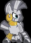 Zecora Battle Pose