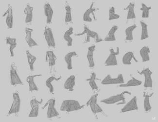 Study Poses
