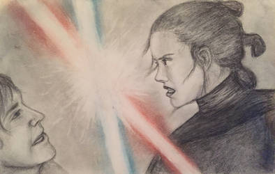 The Future of the Force...Twisted by azul013