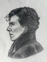 Sherlock by azul013