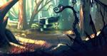 Eternal Forest by Frostwindz