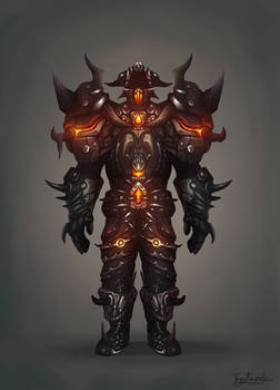 Armor Set Concept #10