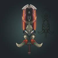 Skullcrusher by Frostwindz