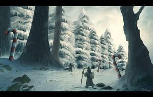 A Winter Journey #2 by Frostwindz