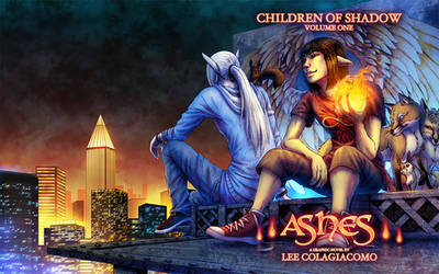 Children of Shadow Volume 1: Ashes