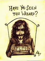 2 - Sirius Black by Ottowl
