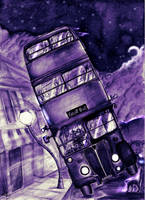 3 - The Nightbus by Ottowl