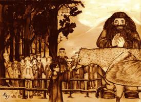 5 - Buckbeak by Ottowl
