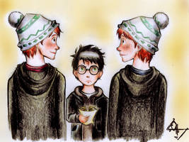 The Marauder's Map by Ottowl