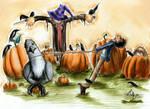 Buckbeak... Hurry up!!!