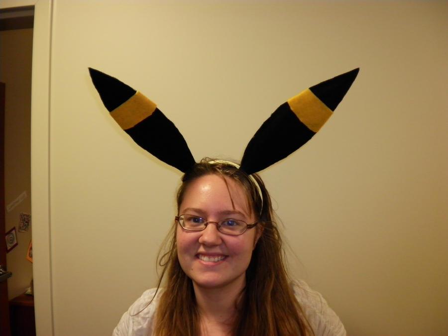 Vaporeon Cosplay Ears Umbreon Cosplay Ears by