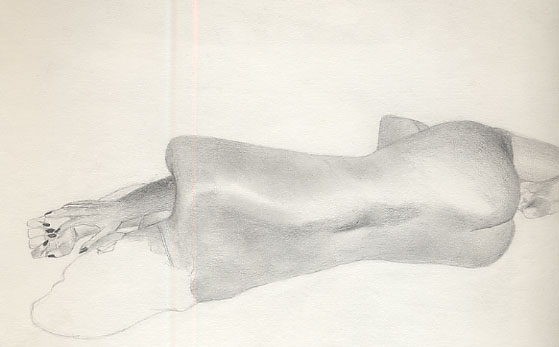 Figure Drawing no. 199 by TheSymbiote