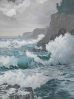 November Sea by carolthompson