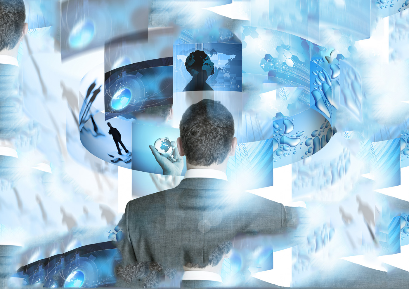 Consciousness  v2.0 by MegaBunneh