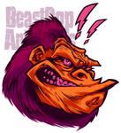 BeastPop Gorilla Mascot 2