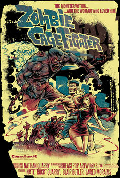 ZOMBIE CAGE FIGHTER: THE MOVIE