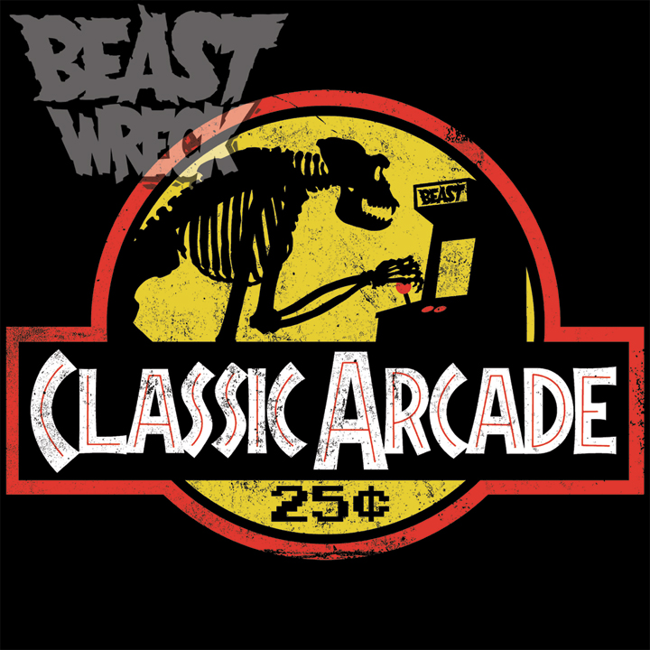 CLASSIC ARCADE by pop-monkey