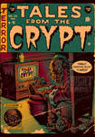 TALES FROM THE CRYPT comic cover